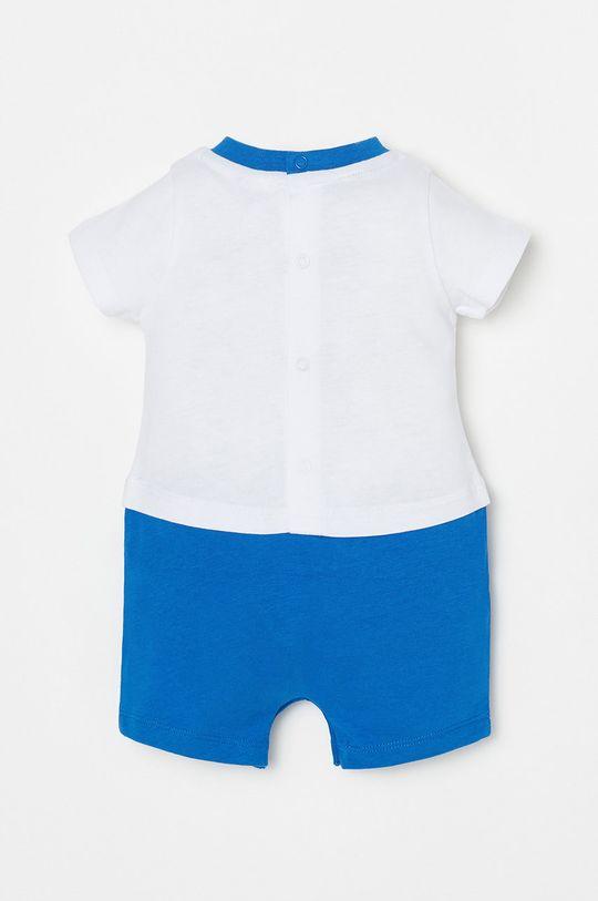 OVS - Body niemowlęce niebieski