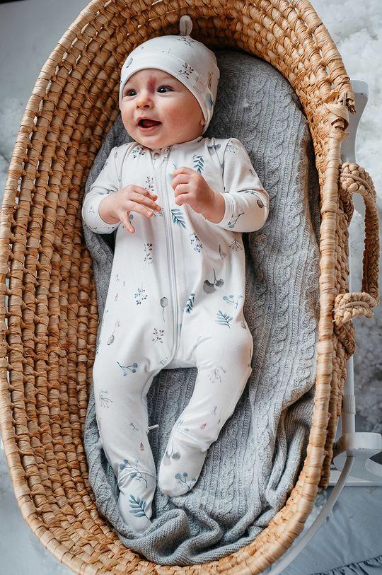 blady niebieski Jamiks - Śpioszki niemowlęce GENUA Dziecięcy