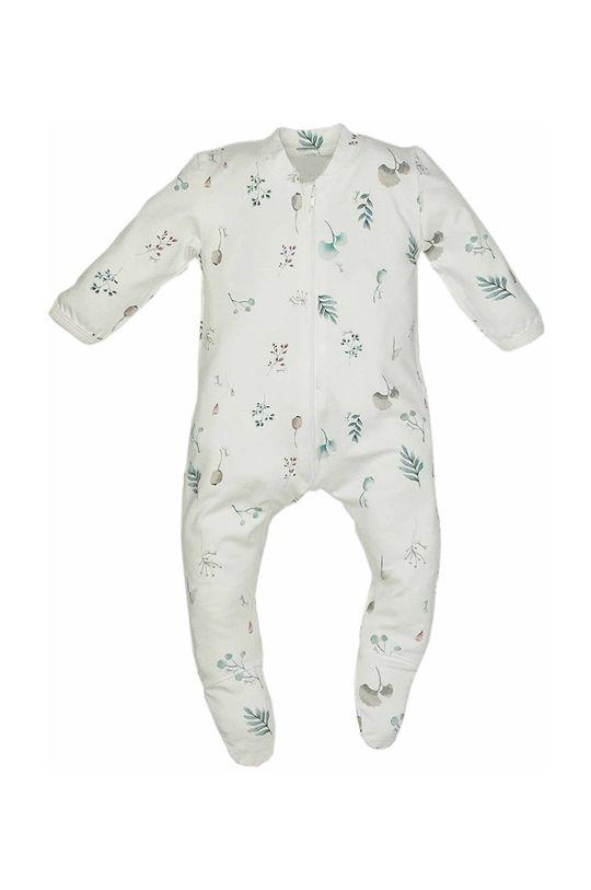 Jamiks - Śpioszki niemowlęce GENUA blady niebieski