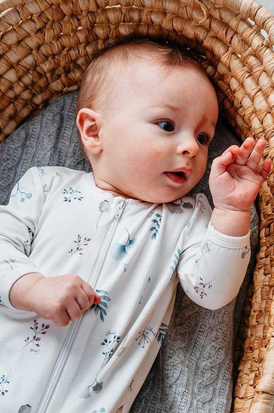 Jamiks - Śpioszki niemowlęce GENUA Bambus