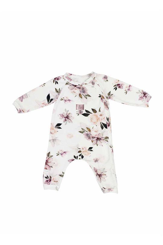 Jamiks - Śpioszki niemowlęce KANGA brzoskwiniowy
