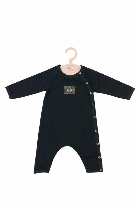 Jamiks - Śpioszki niemowlęce KANGA czarny