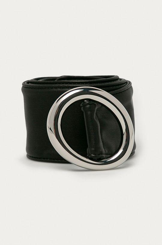 černá Pieces - Pásek Dámský