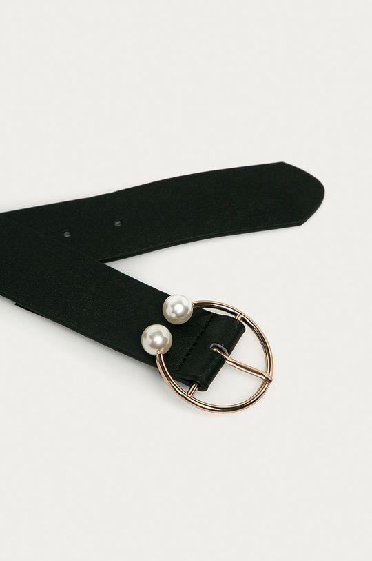 Pieces - Opasok čierna
