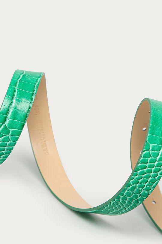 Guess - Pasek ostry zielony