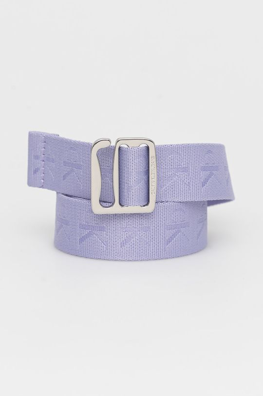 levandulová Calvin Klein Jeans - Pásek Dámský