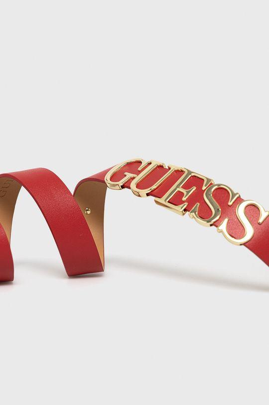 Guess - Pasek czerwony