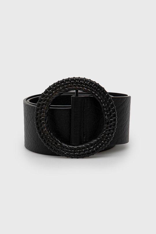 černá Sisley - Pásek Dámský