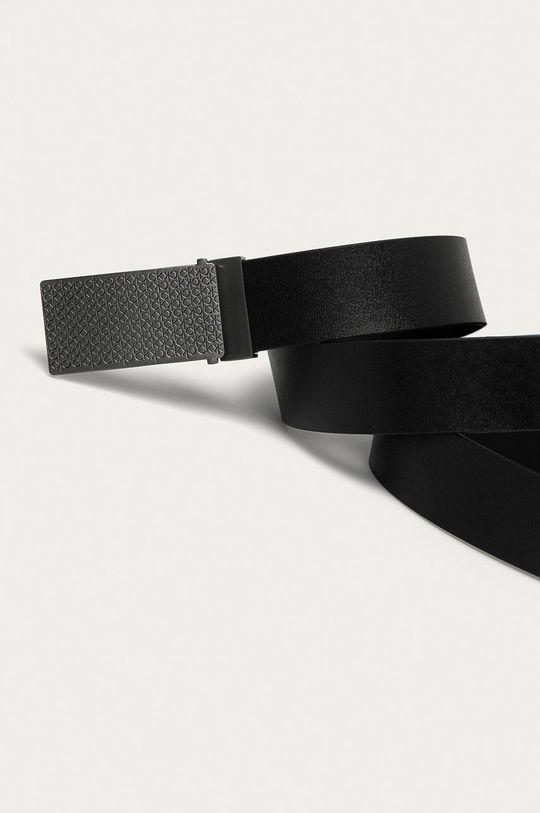 Calvin Klein - Kožený pásek Pánský