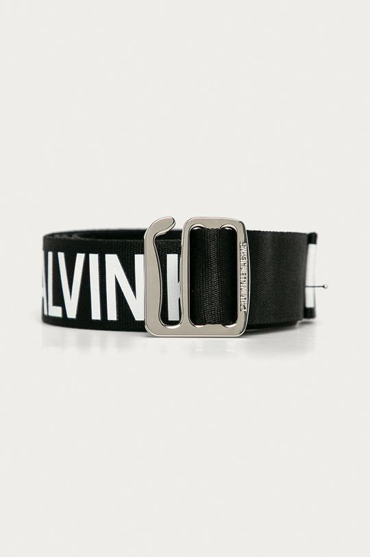 czarny Calvin Klein Jeans - Pasek Męski