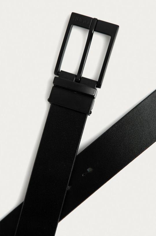 Hugo - Oboustranný kožený pásek  100% Přírodní kůže