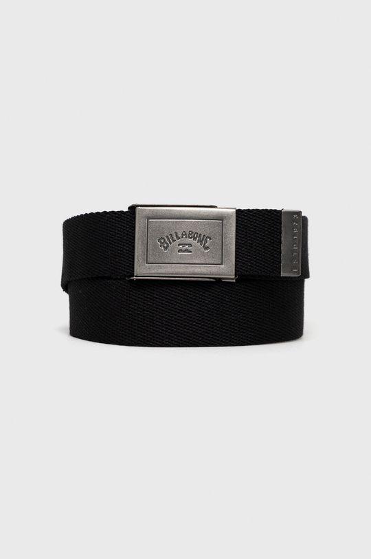 černá Billabong - Pásek Pánský