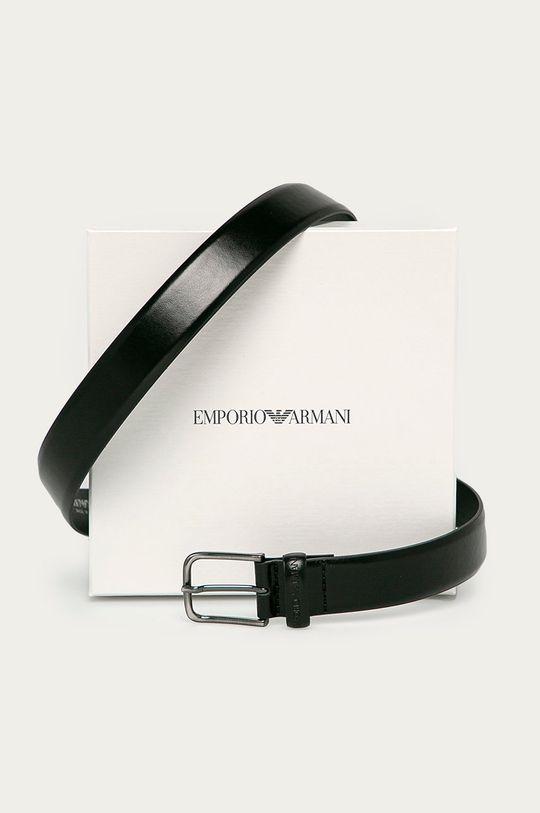 Emporio Armani - Kožený pásek  Hlavní materiál: 100% Přírodní kůže