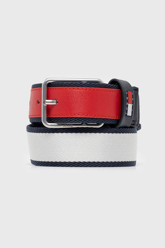 viacfarebná Tommy Jeans - Opasok Pánsky