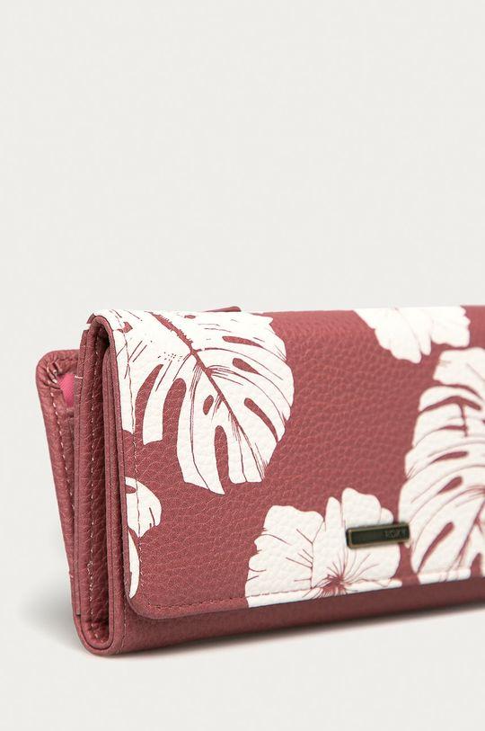 ostrá růžová Roxy - Peněženka
