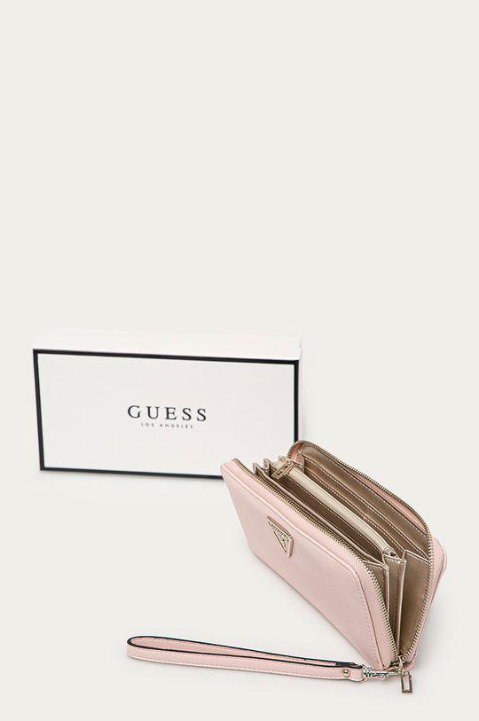 różowy Guess - Portfel