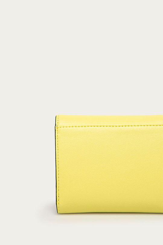 žlto-zelená Guess - Peňaženka