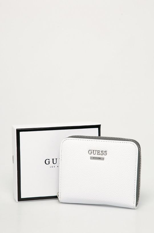 biały Guess - Portfel