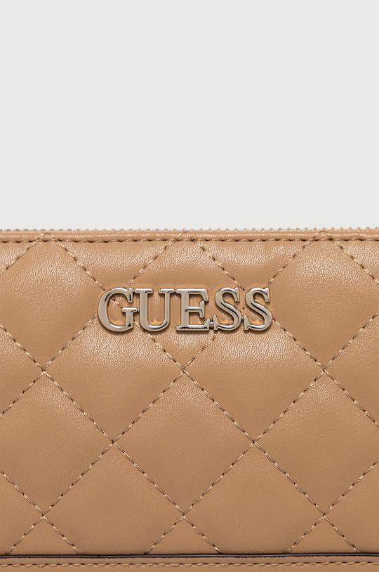 Guess - Portfel beżowy