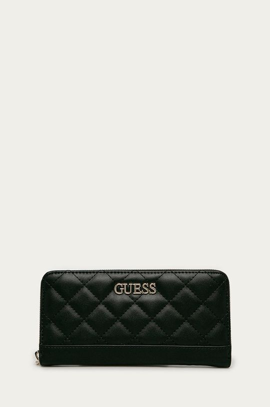 čierna Guess - Peňaženka Dámsky