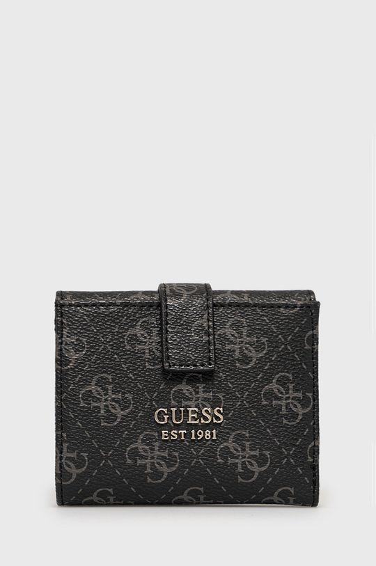 čierna Guess - Peňaženka SWSG79.66380 Dámsky