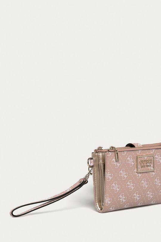 růžová Guess - Peněženka