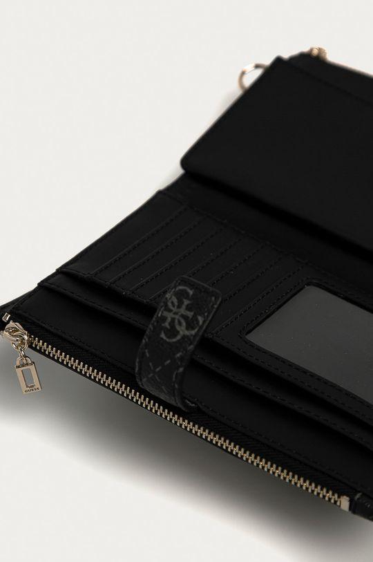 Guess - Peněženka černá