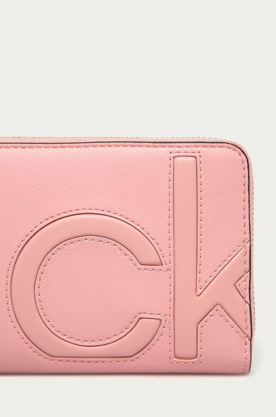 Calvin Klein - Peněženka růžová