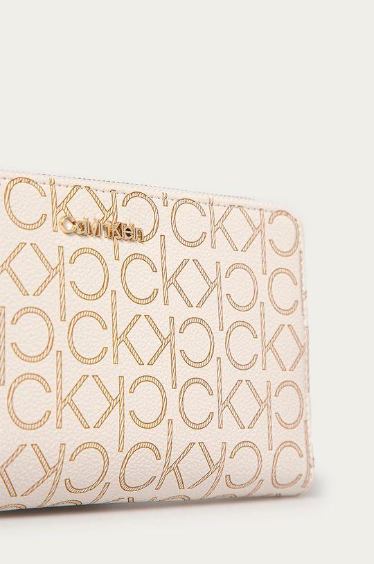 Calvin Klein - Peňaženka biela