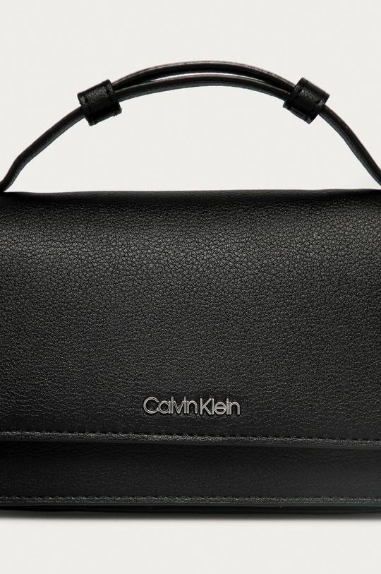 Calvin Klein - Torebka Materiał zasadniczy: 100 % Poliuretan