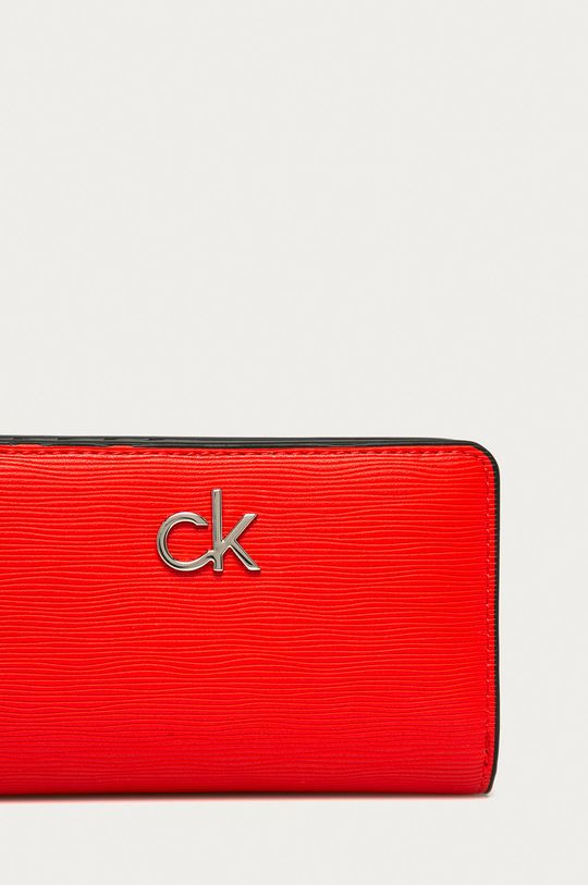 Calvin Klein - Portfel 100 % Poliuretan