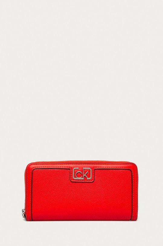 červená Calvin Klein - Peňaženka Dámsky