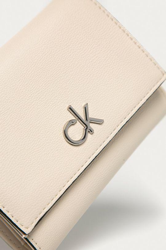 krémová Calvin Klein - Peňaženka