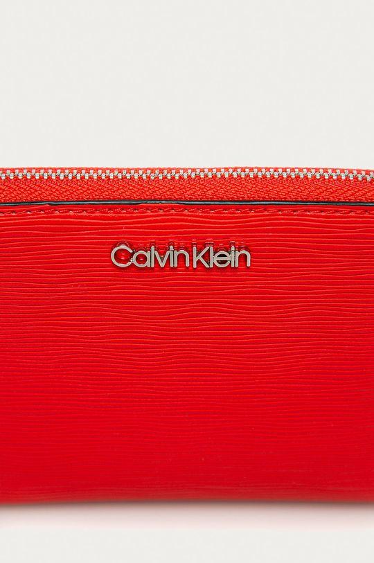 czerwony Calvin Klein - Portfel