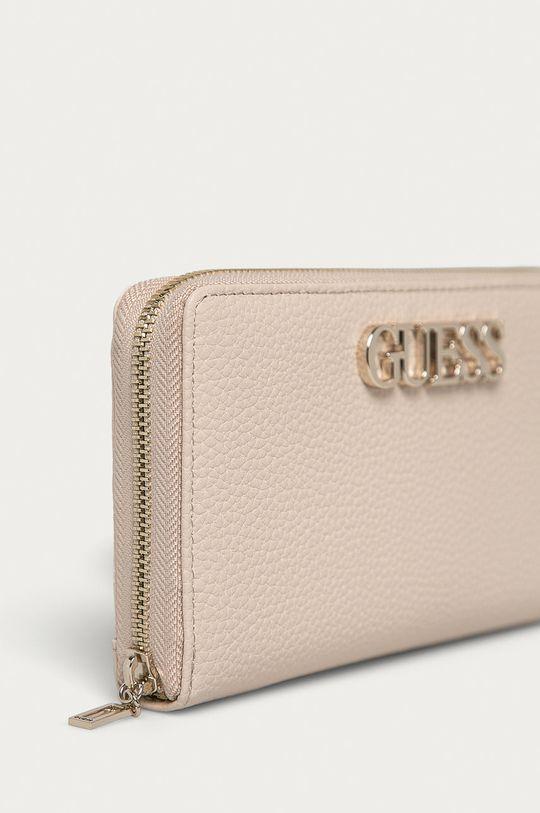Guess - Peňaženka krémová
