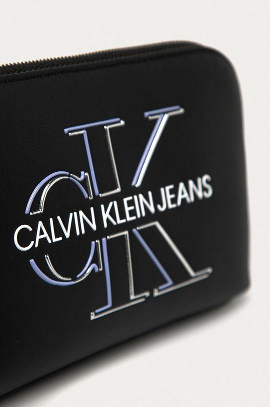 Calvin Klein Jeans - Kosmetická taška černá