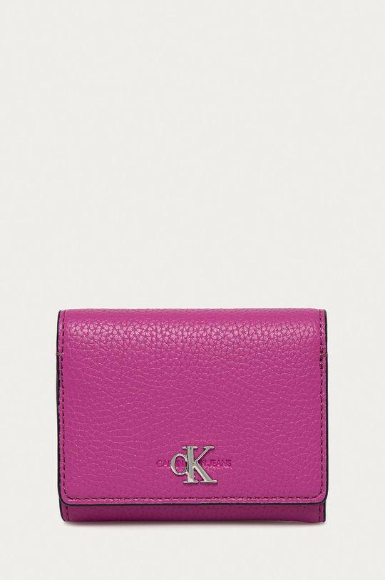 fialová Calvin Klein Jeans - Peněženka Dámský