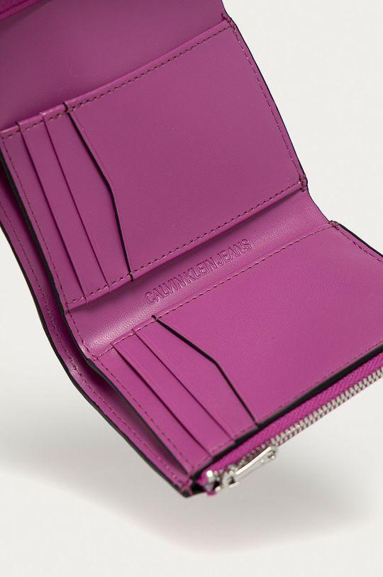 Calvin Klein Jeans - Peněženka fialová