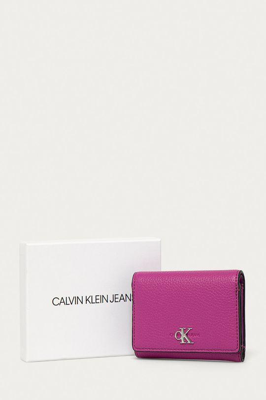 fialová Calvin Klein Jeans - Peněženka