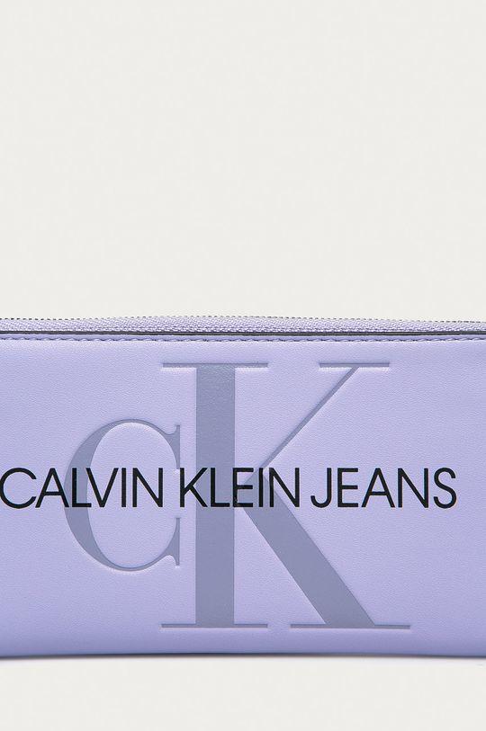 Calvin Klein Jeans - Peněženka levandulová