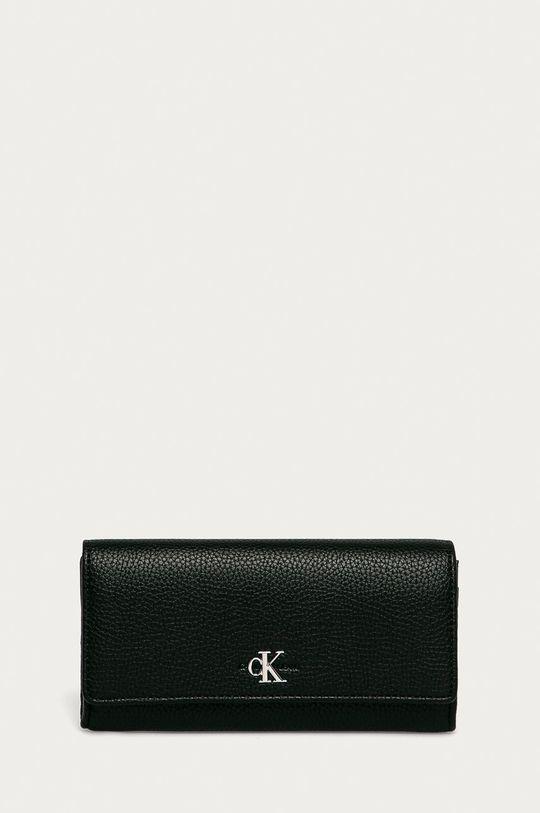 čierna Calvin Klein Jeans - Peňaženka Dámsky