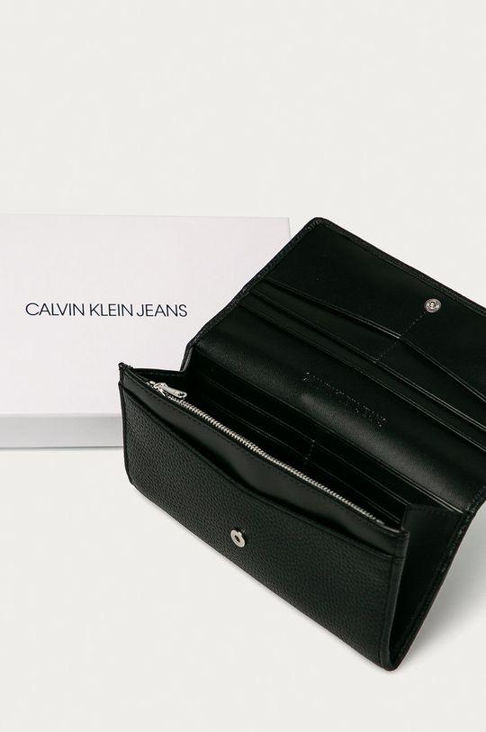 čierna Calvin Klein Jeans - Peňaženka