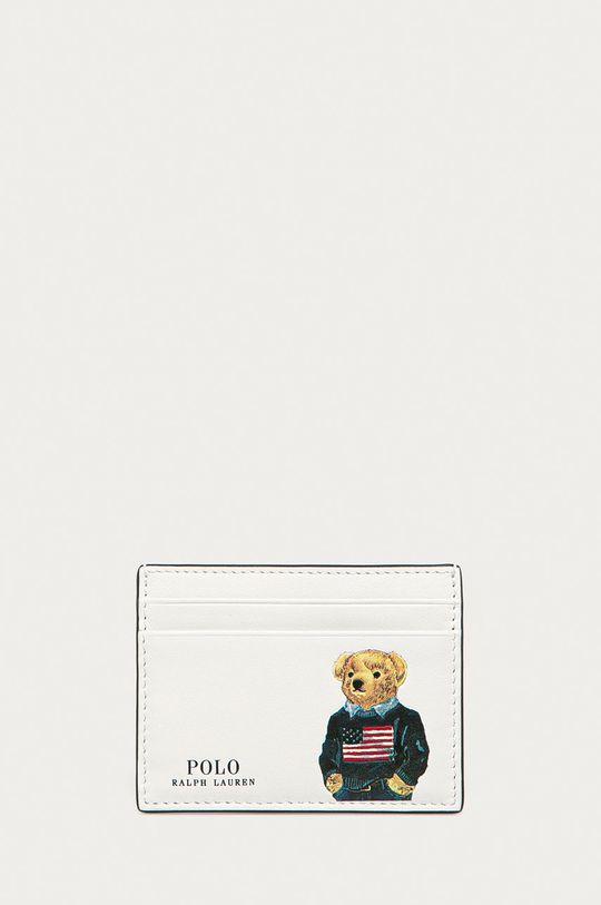 bílá Polo Ralph Lauren - Kožená peněženka Dámský