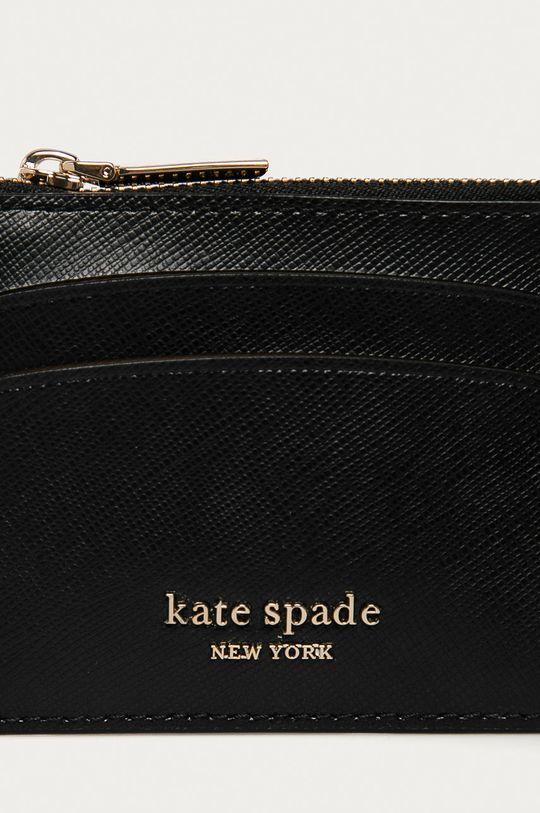 czarny Kate Spade - Portfel skórzany