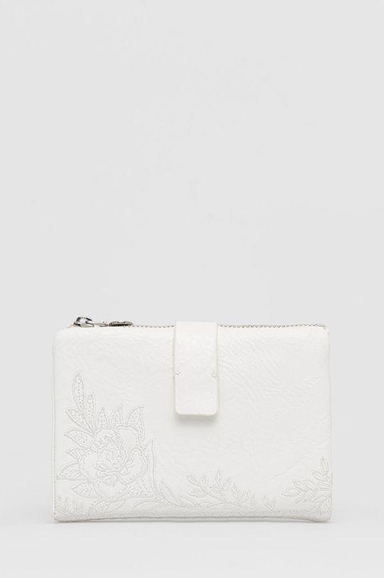 bílá Desigual - Peněženka Dámský
