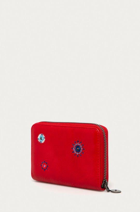 Desigual - Portfel czerwony