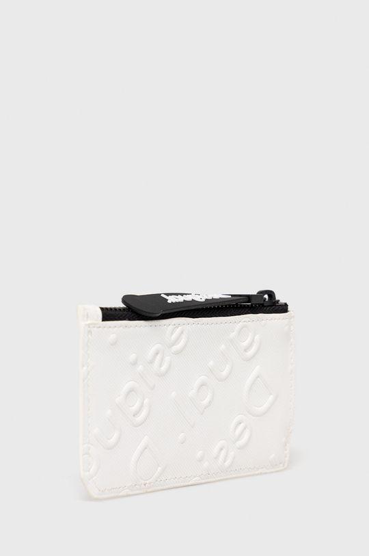 Desigual - Peněženka bílá