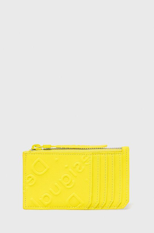 žlutá Desigual - Peněženka Dámský
