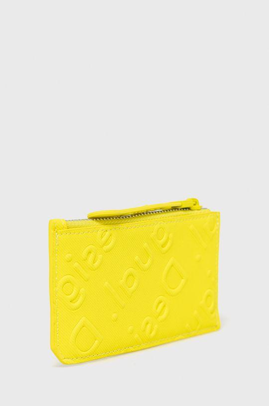 Desigual - Peněženka žlutá