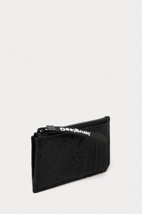 Desigual - Peněženka černá